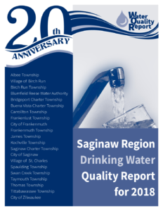 Saginaw Water Quality 2018